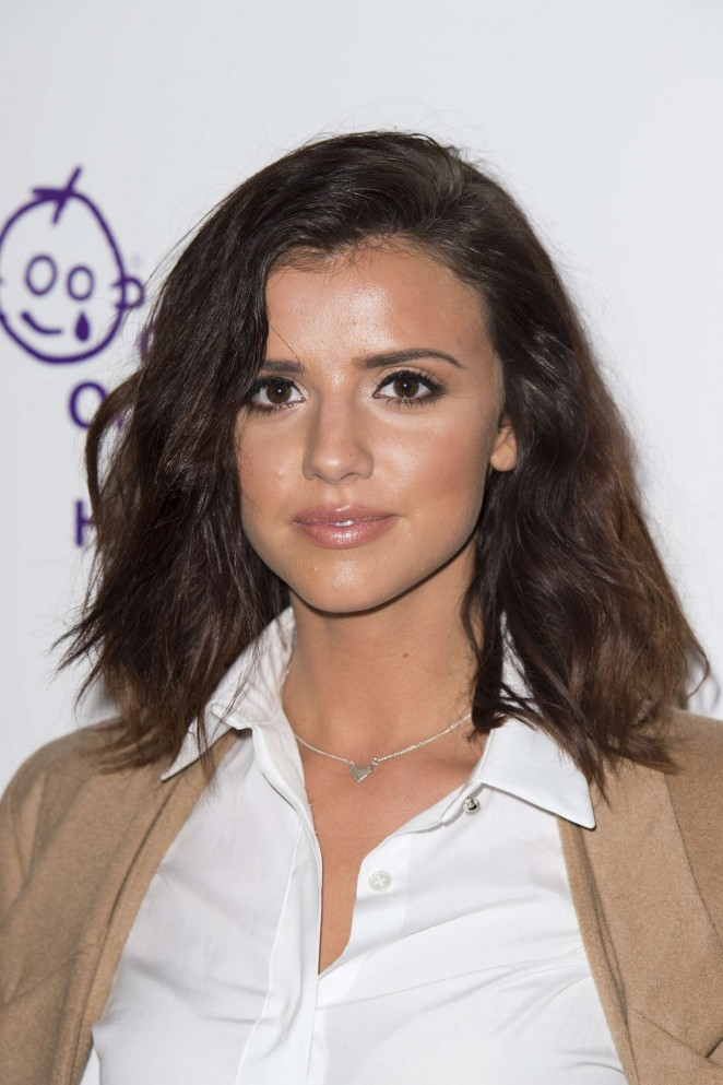 Lucy Mecklenburgh - Shop Wear Care In Aid Of Great Ormond Street Hospital Children's Charity in London