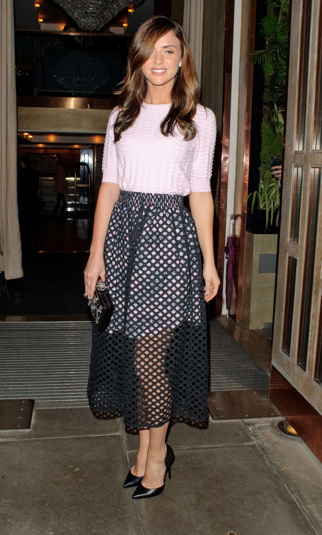 Lucy Mecklenburgh – Spectator Life Magazine 3rd Birthday Party in London