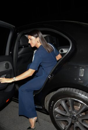 Lucy Mecklenburgh - Spotted while leaving British Takeaway Awards in London