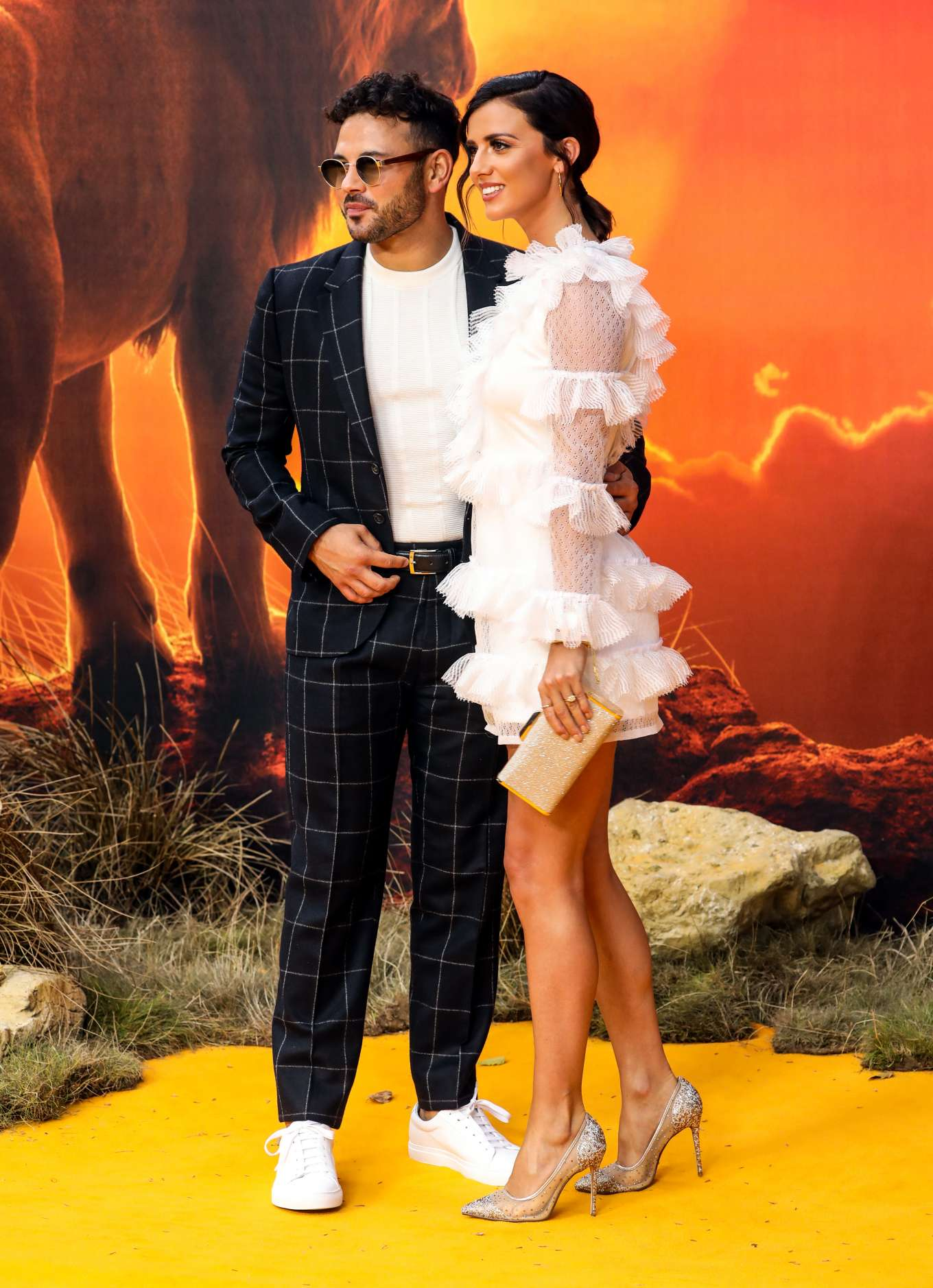Lucy Mecklenburgh 2019 : Lucy Mecklenburgh – The Lion King UK Premiere-02