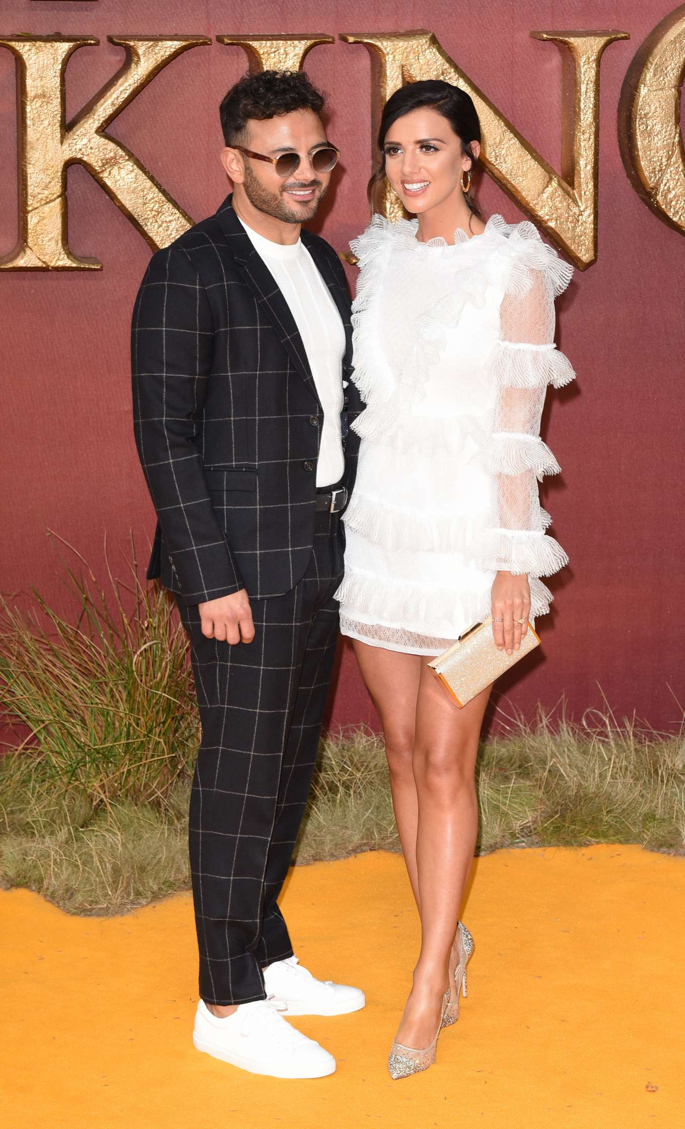 Lucy Mecklenburgh 2019 : Lucy Mecklenburgh – The Lion King UK Premiere-03