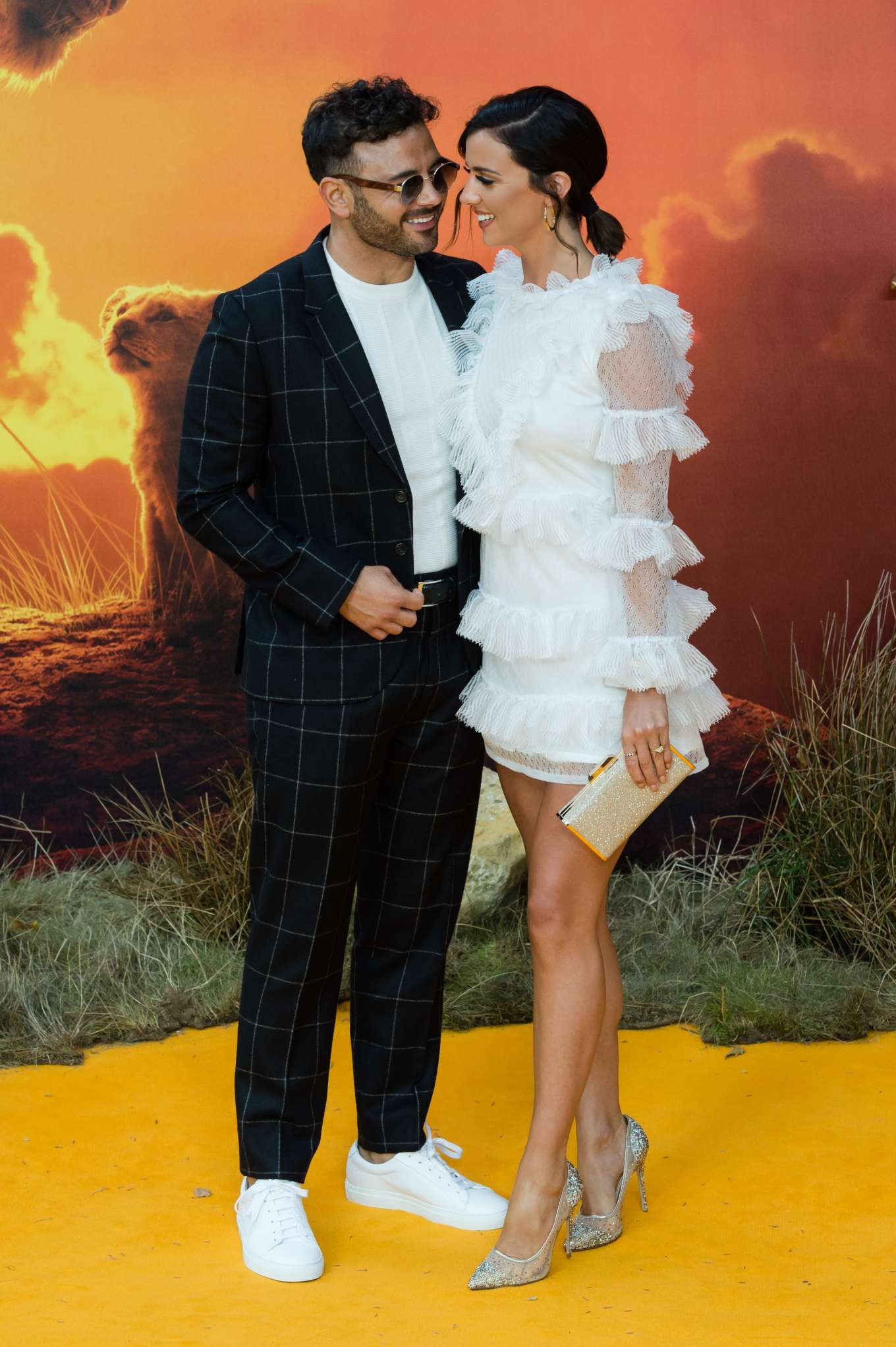 Lucy Mecklenburgh 2019 : Lucy Mecklenburgh – The Lion King UK Premiere-04