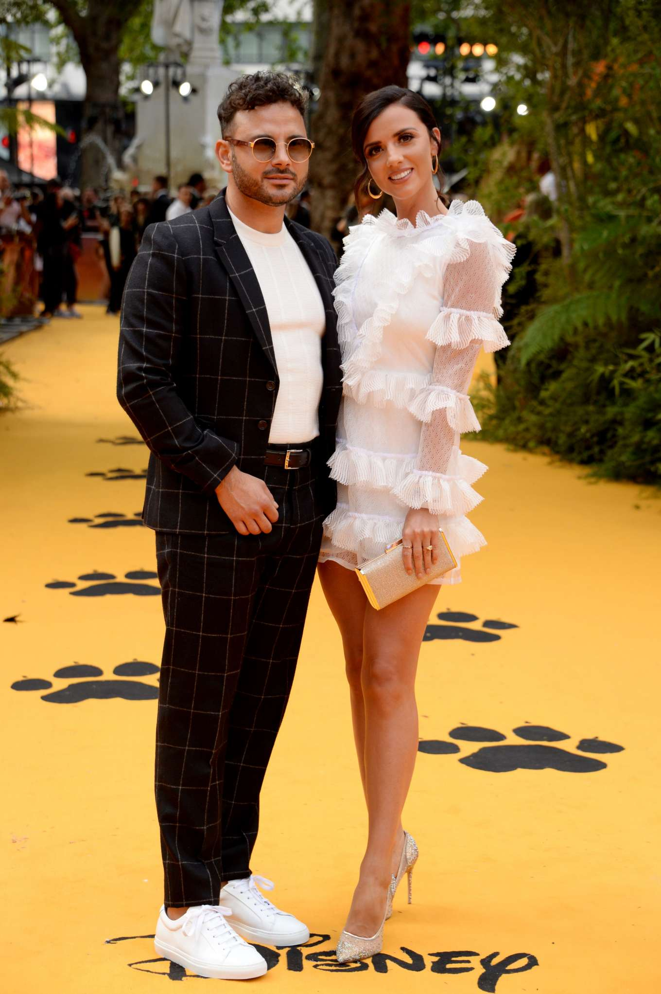 Lucy Mecklenburgh 2019 : Lucy Mecklenburgh – The Lion King UK Premiere-07