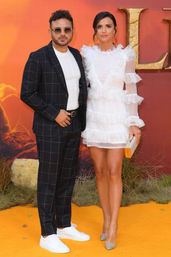 Lucy Mecklenburgh - 'The Lion King' Premiere in London