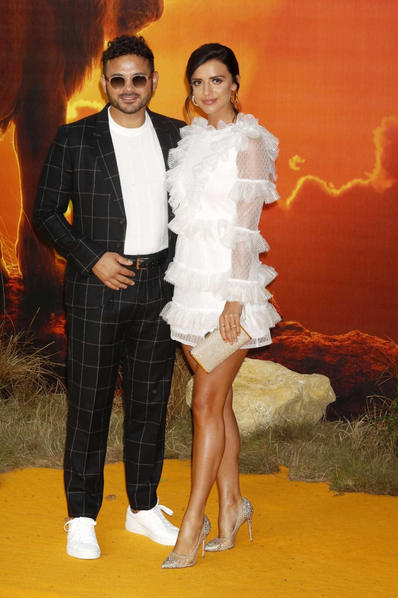 Lucy Mecklenburgh 2019 : Lucy Mecklenburgh – The Lion King UK Premiere-13