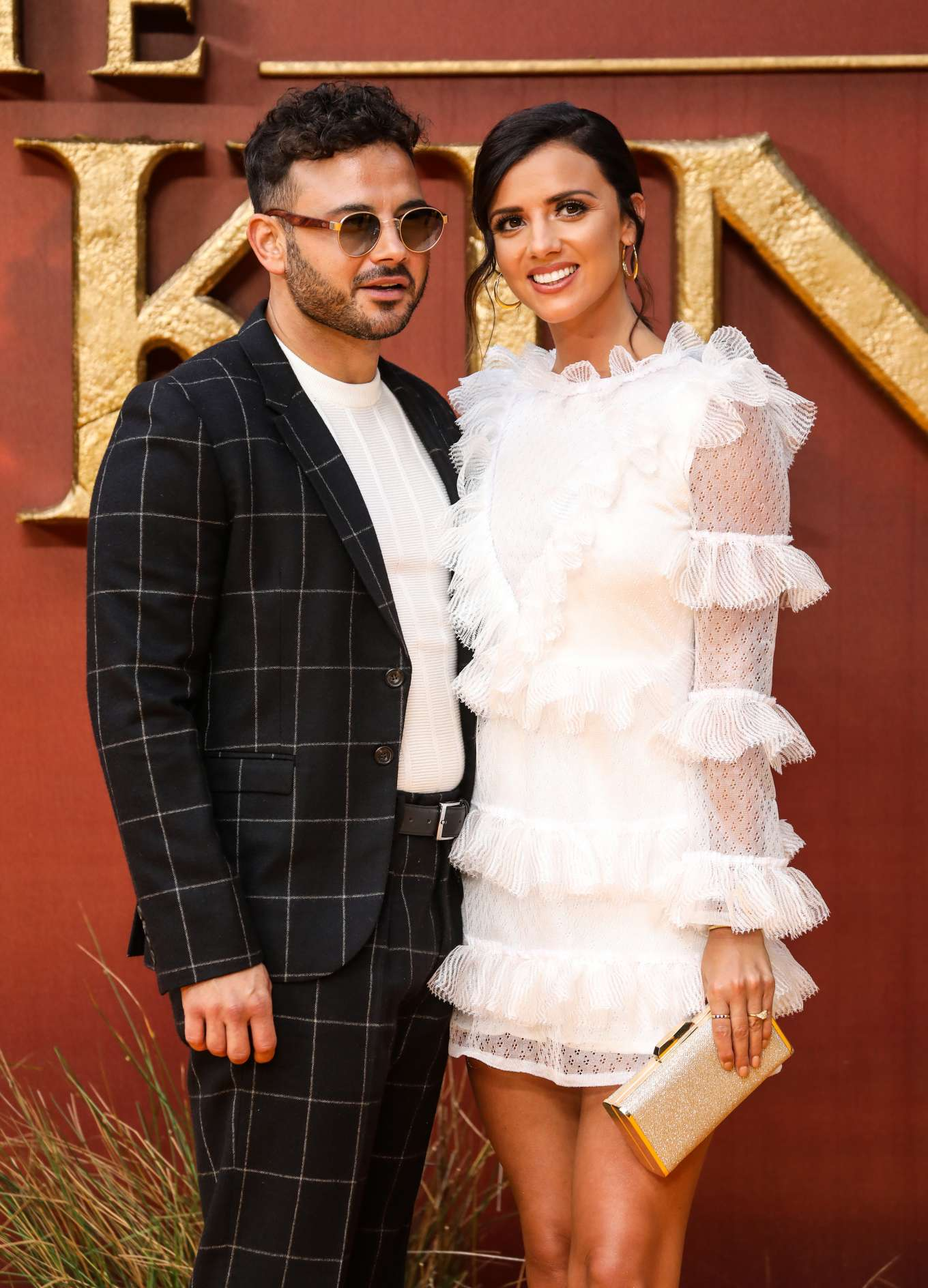 Lucy Mecklenburgh 2019 : Lucy Mecklenburgh – The Lion King UK Premiere-15