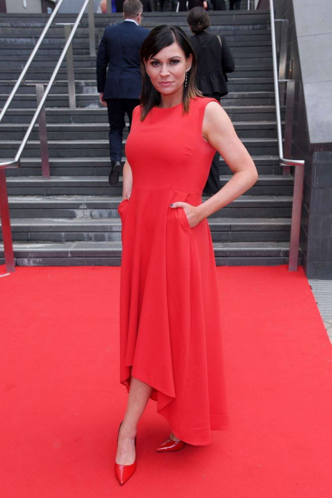 Lucy Pargeter - British Academy Television Awards 2017 in London