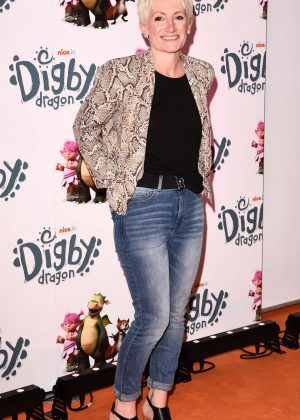 Lucy Speed: Digby Dragon UK Premiere -01