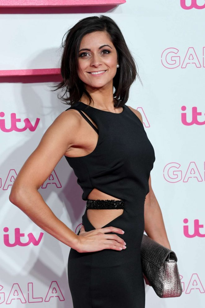 Lucy Verasamy - 2016 ITV Gala in London