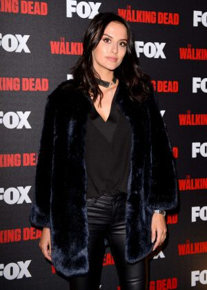 Lucy Watson - 'A night with The Walking Dead' TV Series Screening in London