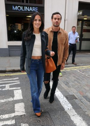 Lucy Watson at Sky Kids TV Event in London