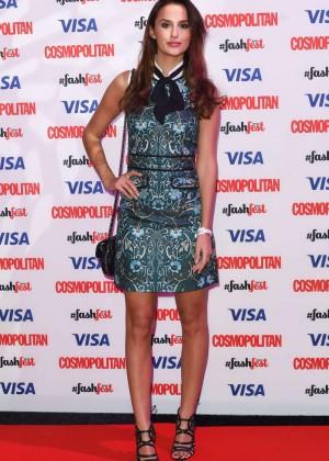 Lucy Watson - Comopolitan Fashfest 2015 in London