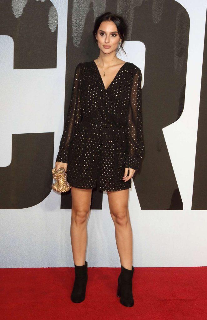 Lucy Watson – 'Creed 2' Premiere in London