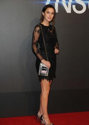 """Lucy Watson - """"Insurgent"""" Premiere in London"""