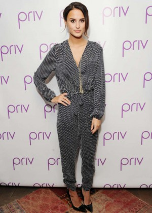 Lucy Watson - PRIV Launch in London