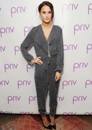 Lucy Watson - PRIV Launch in London