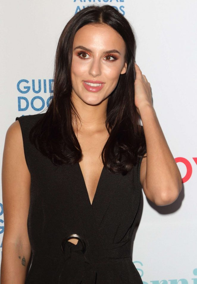 Lucy Watson - The Guide Dogs Annual Awards 2017 in London