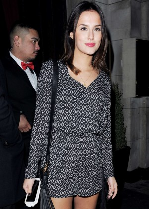 Lucy Watson - The Sun: Bizarre Party 2015 in London