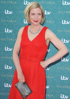 Lucy Worsley - 'Victoria' Premiere in London
