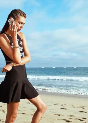 Ludi Delfino: Revolve Clothing Swim Lookbook 2015 -03