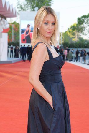 Ludivine Sagnier - Closing Ceremony - 2020 Venice Film Festival