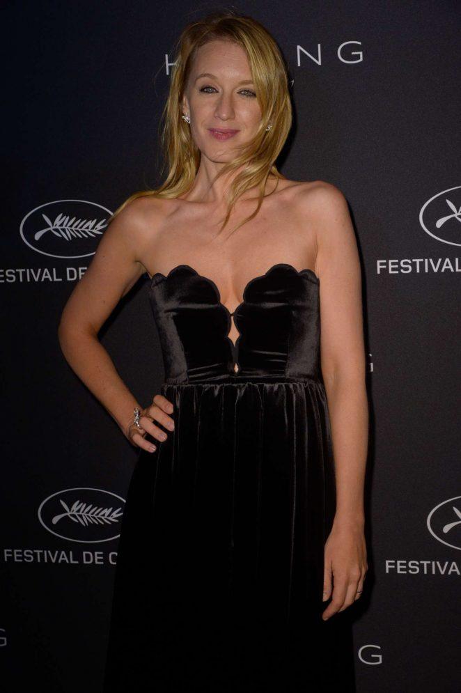 Ludivine Sagnier – Kering Women in Motion Awards Dinner at 2018 Cannes Film Festival