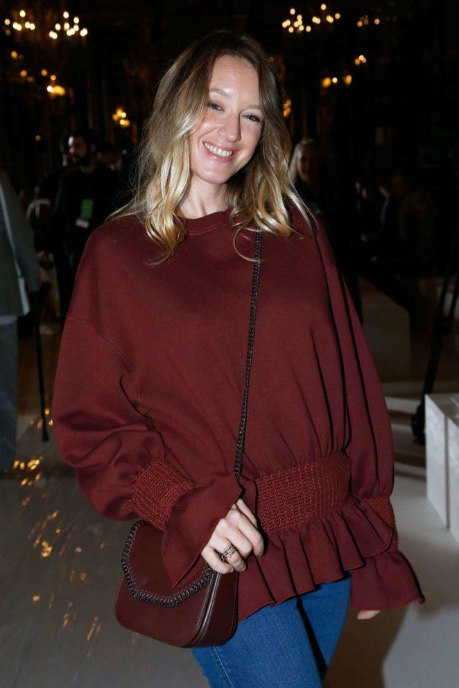 Ludivine Sagnier – Stella McCartney Fashion Show in Paris