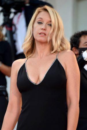 Ludivine Sagnier - The Ties premiere at 2020 Venice International Film Festival - Italy