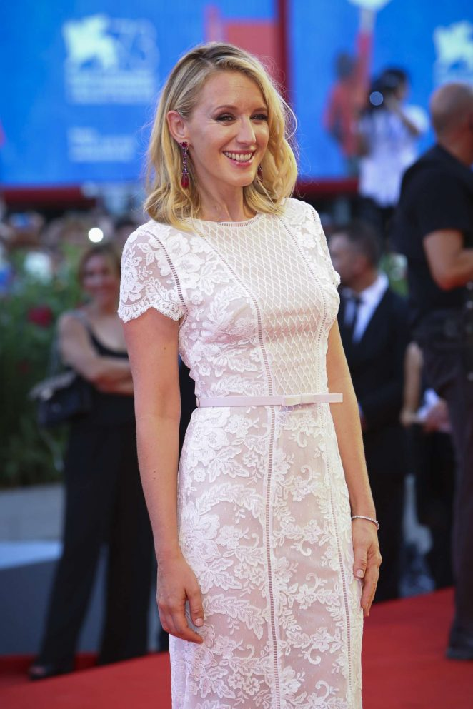 Ludivine Sagnier – 'The Young Pope' Premiere at 73rd Venice Film Festival in Italy