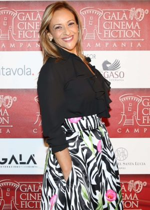 Luisa Amatucci - 2018 Gala of Cinema and Fiction in Campania