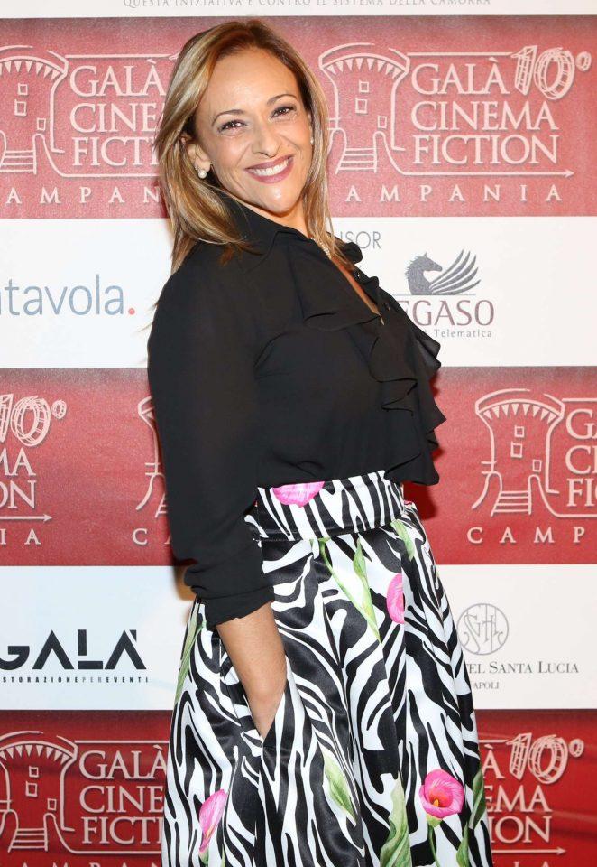 Luisa Amatucci - 2018 Gala of Cinema and Fiction in Campania