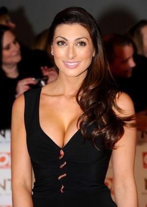 Luisa Zissman - 2015 National Television Awards in London