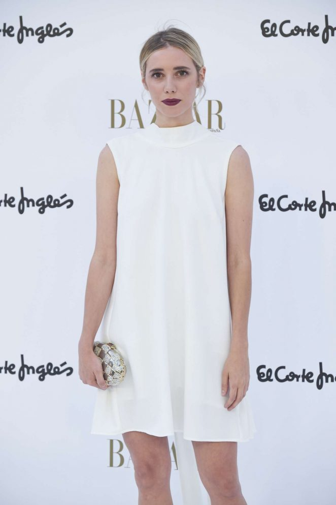 Lulu Figueroa - 150th Anniversary of Harper's Bazaar Party in Madrid