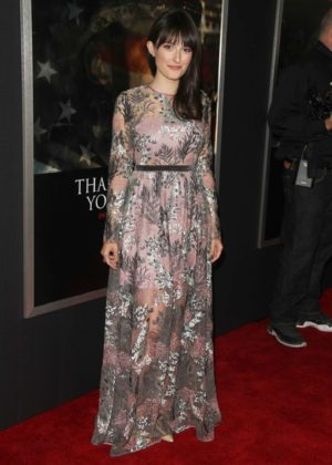 Lulu Jovovich - 'Thank You For Your Service' Premiere in Los Angeles