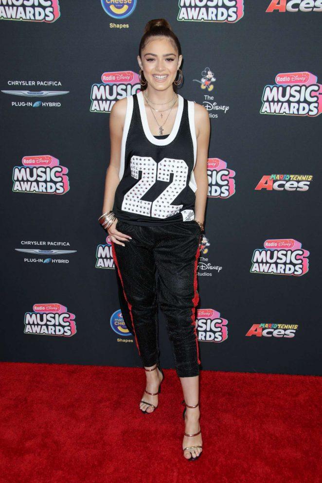 Luna Blaise - 2018 Radio Disney Music Awards in Hollywood