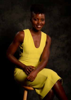 Lupita Nyong'o - 2015 USA Today Portraits