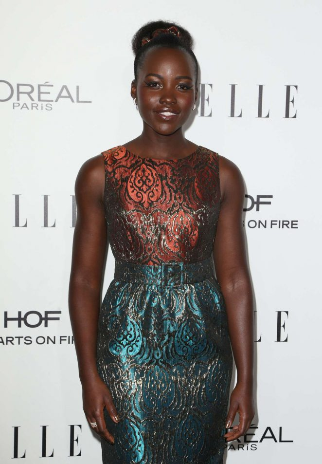 Lupita Nyong'o - 2016 ELLE Women in Hollywood Awards in Los Angeles