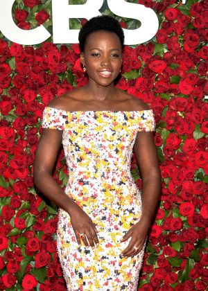 Lupita Nyong'o - 2016 Tony Awards in New York