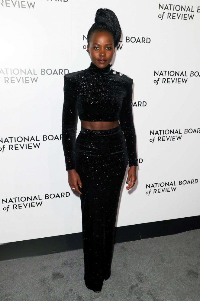 Lupita Nyong'o - 2018 National Board Of Review Annual Awards Gala in NYC