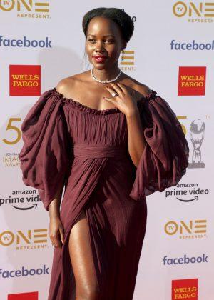 Lupita Nyong'o - 50th NAACAP Image Awards in Hollywood