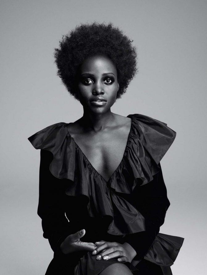 Lupita Nyong'o - AnOther Magazine (Spring/Summer 2019)