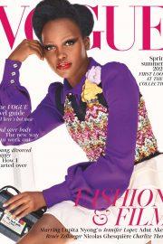 Lupita Nyong'o - British Vogue Magazine (February 2020)