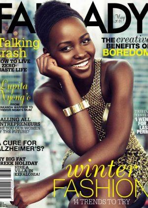 Lupita Nyong'o - Fairlady Magazine (May 2018)