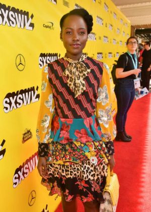 Lupita Nyong'o - 'Little Monsters' Premiere at the 2019 SXSW Festivals in Austin