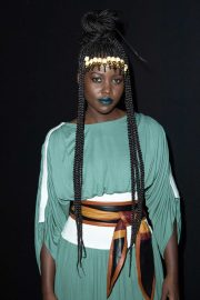Lupita Nyong'o - Louis Vuitton show at 2020 Paris Fashion Week Womenswear F-W 20-21
