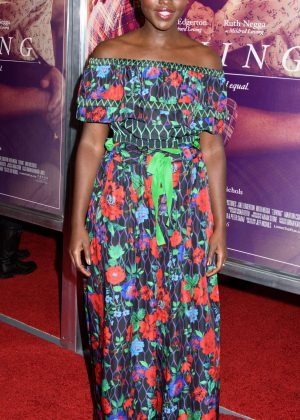 Lupita Nyong'o - 'Loving' Premiere in New York