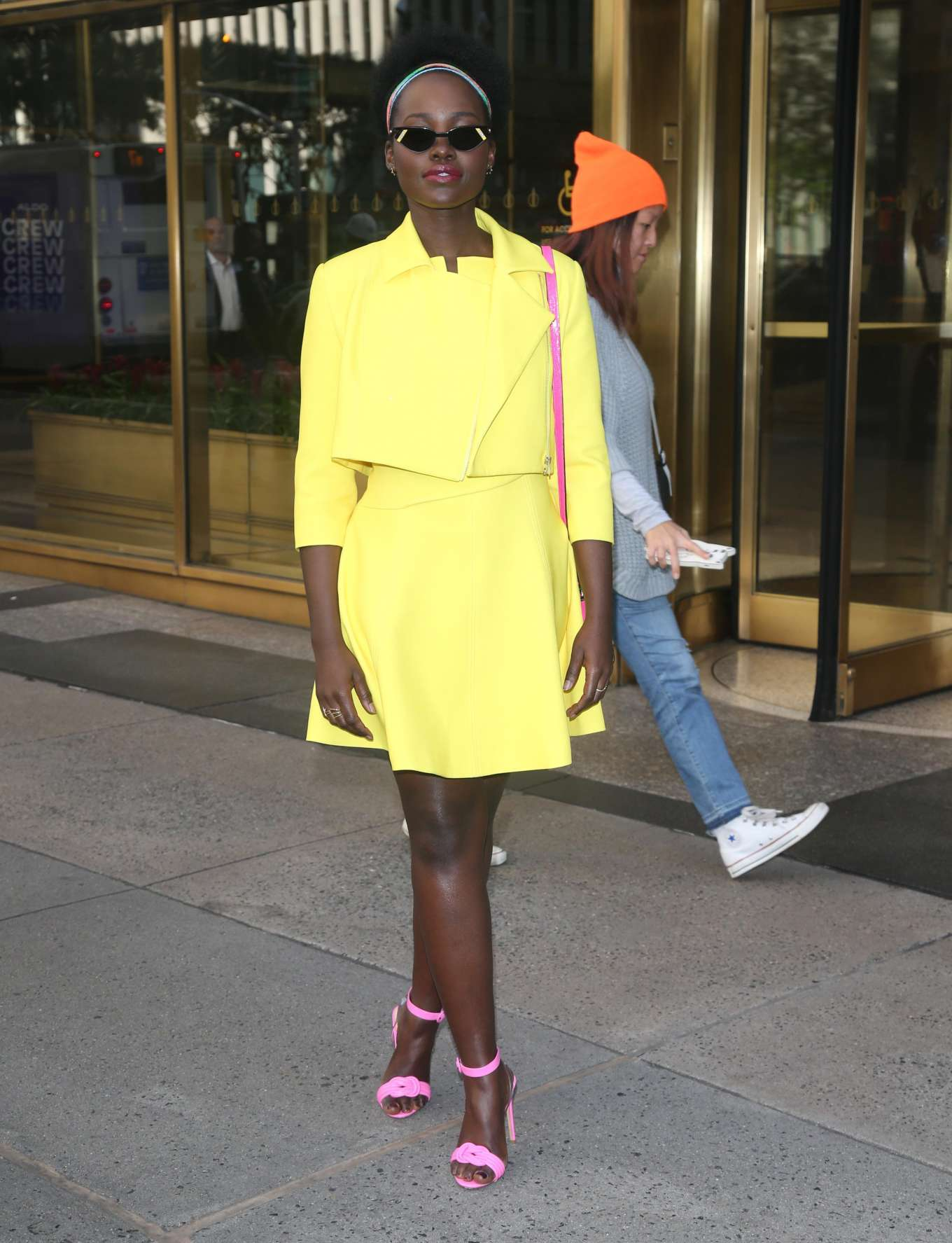 Lupita Nyong'o - Out in New York City