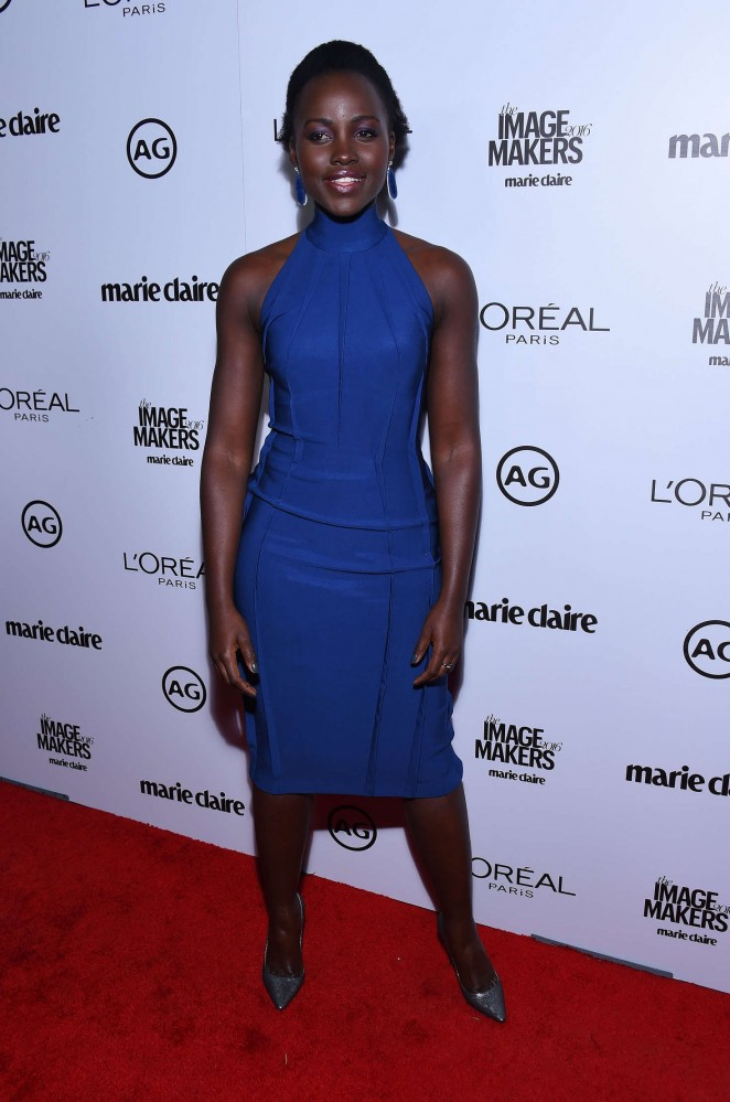 Lupita Nyongo - 2016 Marie Claire Image Maker Awards in Los Angeles