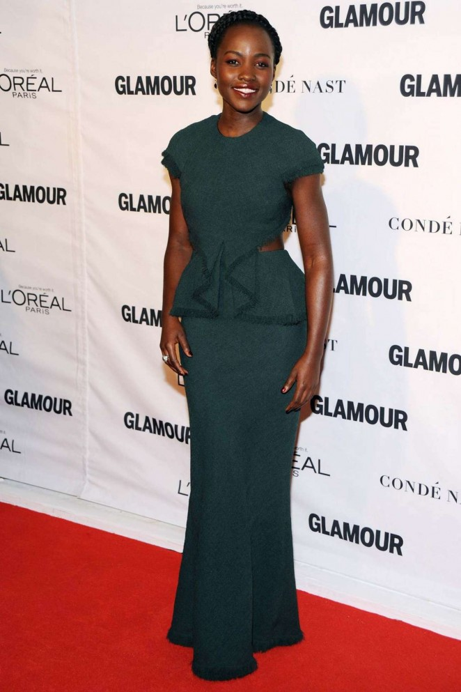 Lupita Nyongo - 2015 Glamour Women of the Year Awards in NY