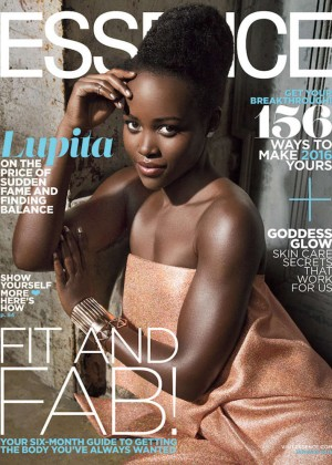 Lupita Nyongo - ESSENCE Magazine Cover (January 2016)